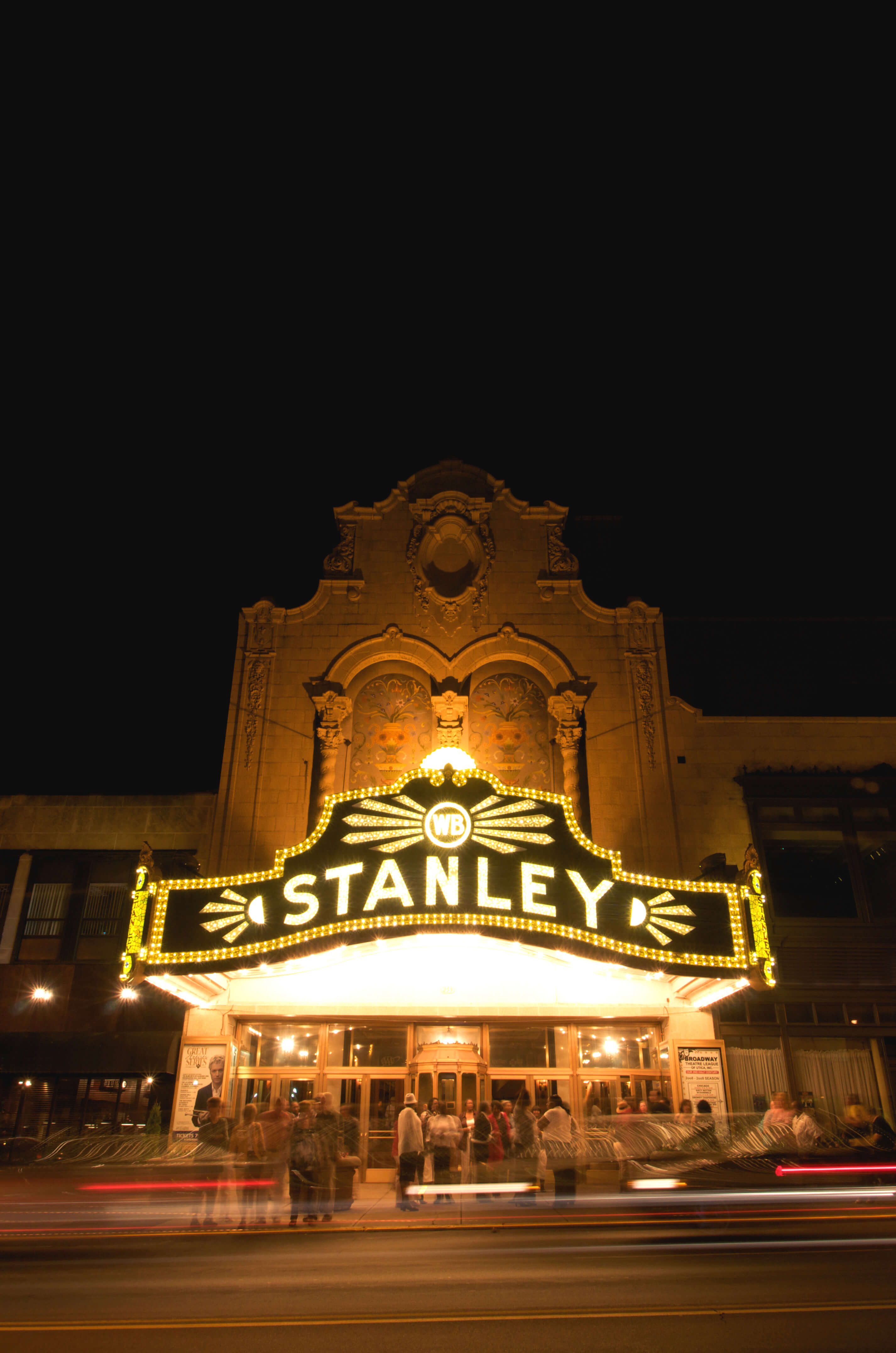 The Stanley Theatre - Ext Marquee